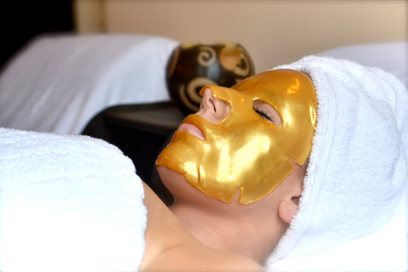 24k Gold Moisturizing Facial Mask