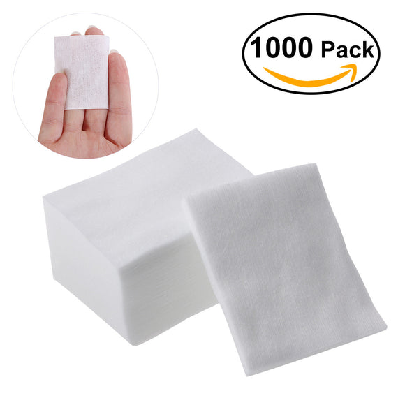 1000pcs Makeup Removal Soft Cotton Pads