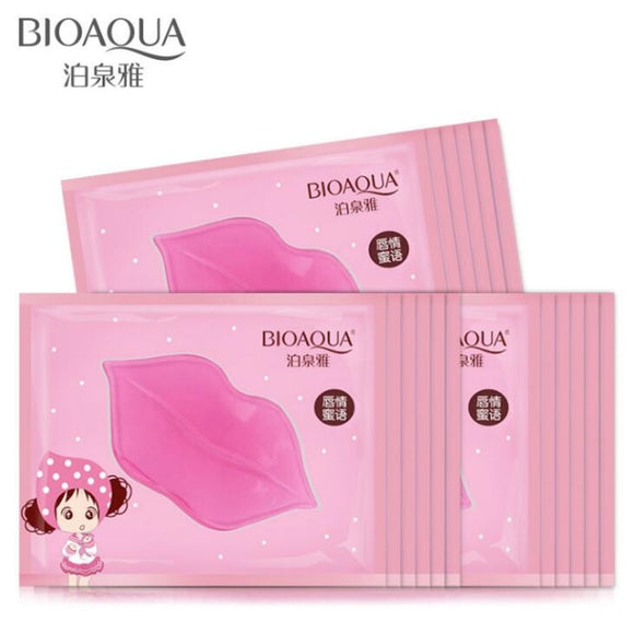 10pcs lips plump mask