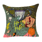 Hyha Harry Potter Style Dobby Polyester Cushion Cover Goblet of Fire The Deathly Hallows Pillow Cover Decorative Cushion Cover - Awesome Amazing Deals For You
