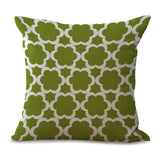 Abstract Geometry Pillow Cases