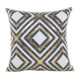 pillow covers geometric pillow case linen decorative throw pillows lovely pillowcase for the pillow 45*45 - Awesome Amazing Deals For You