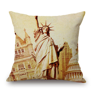 Flag Style pillowcase for the pillow 45*45 Square Pillow decorative throw pillows lovely - Awesome Amazing Deals For You