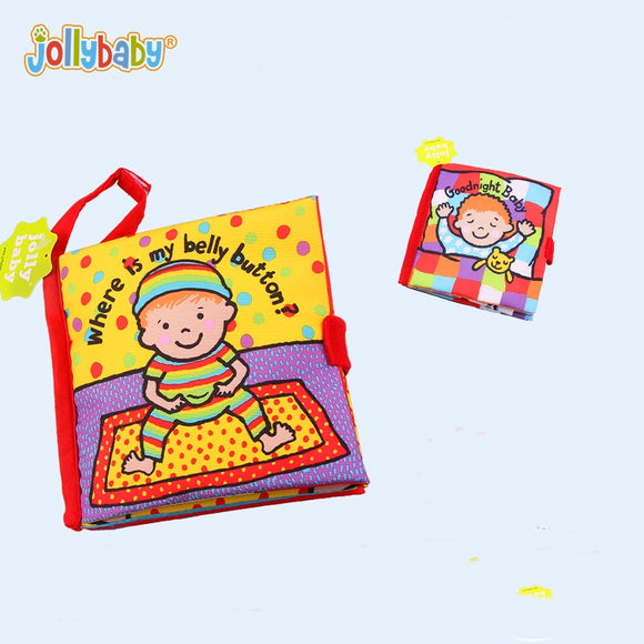 Jollybaby Soft Book
