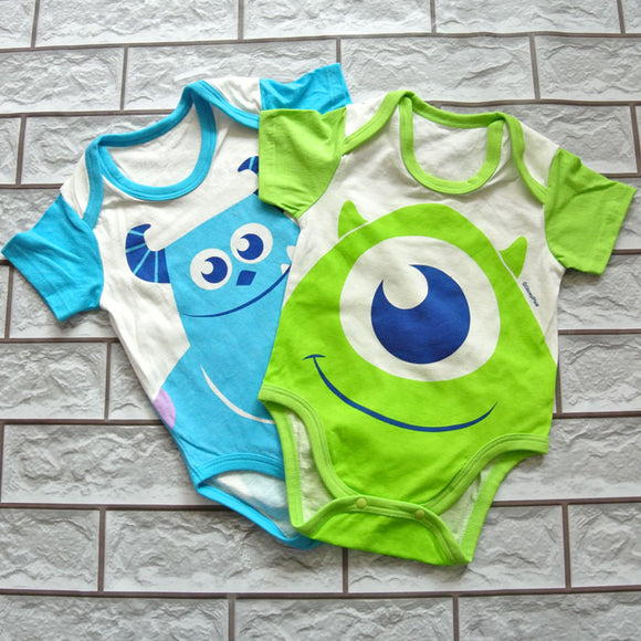 Monsters Collectible Bodysuit