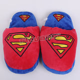 Superhero Winter Slippers