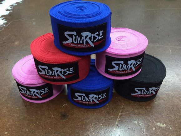1 Pair 4M SunRise Hand Wraps