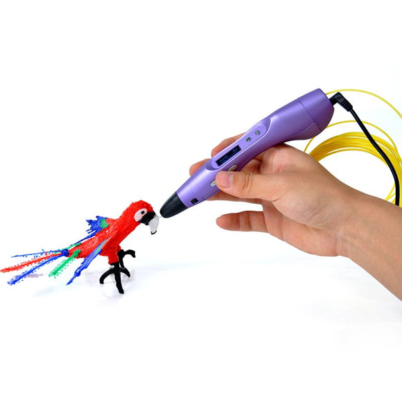 3D Printing Pen V3 with OLED Screen