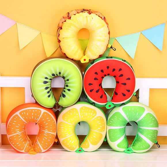 HazyBeauty U Shape Fruit Cushion