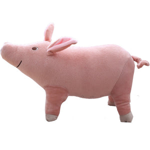 Little Pig Cushion - Perfect Sleeping Partner for Dogs