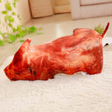 YMQY Food Shaped Cushion