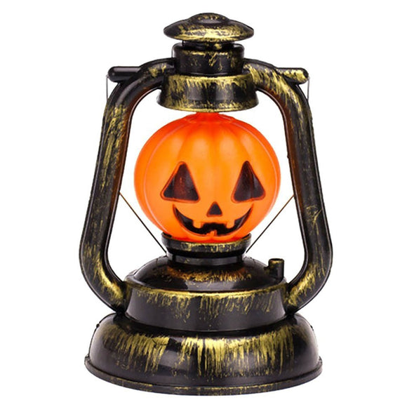 Vintage Halloween Lights with Scary Sound
