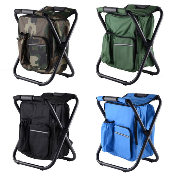 3 In 1 Foldable Cooler Bag Chair