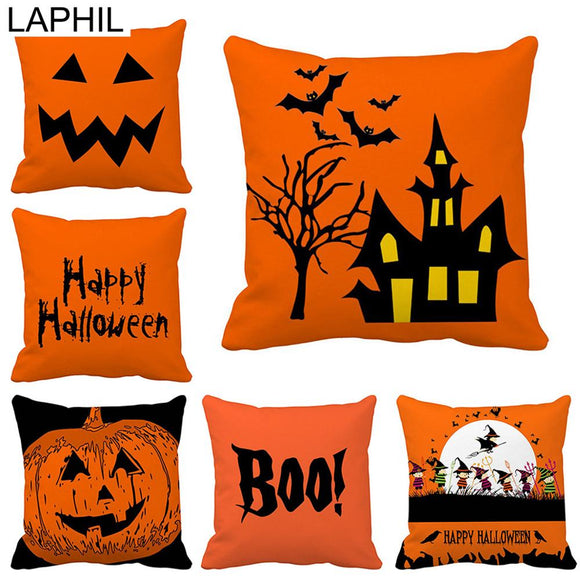 LAPHIL Halloween Pillowcase