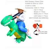 Inflatable T-REX Costumes for Adult