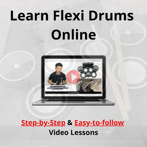 Learn Drums Online