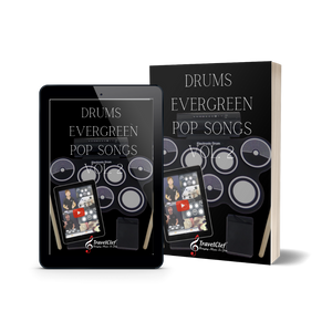 Drums Evergreen Pop Songs Collection Vol. 2
