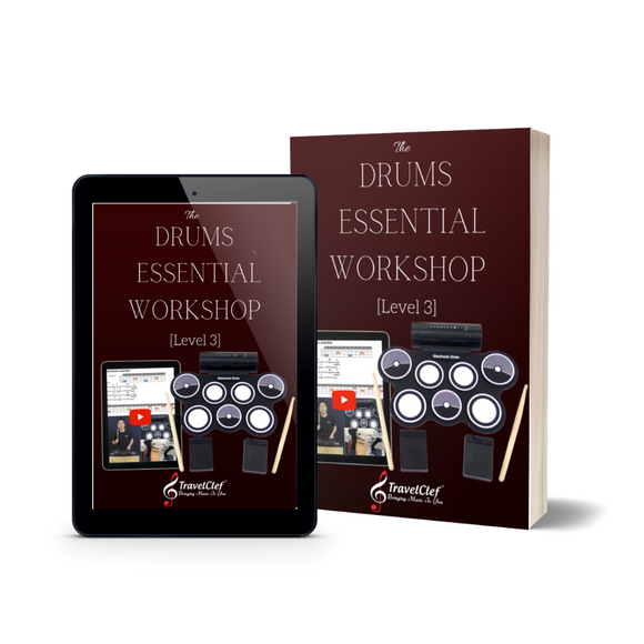 Drums Essential Workshop Level 3