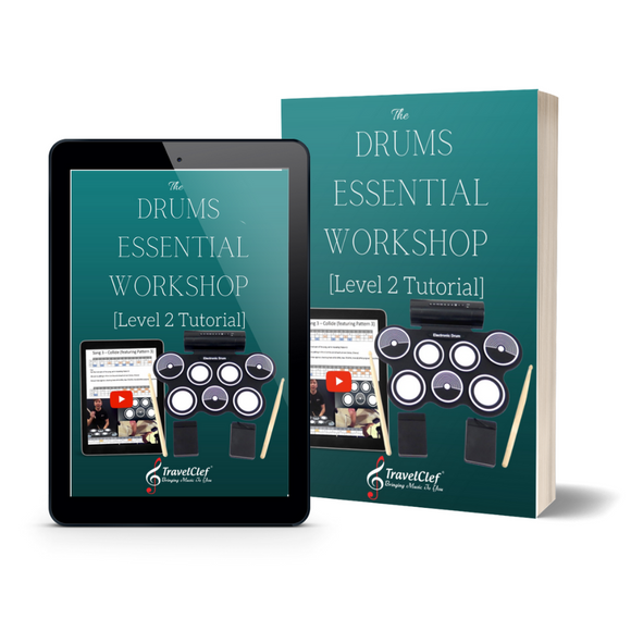 Drums Essential Workshop Level 2