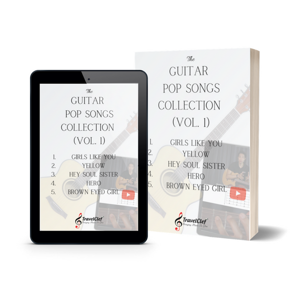 Guitar Pop Songs Collection Vol. 1