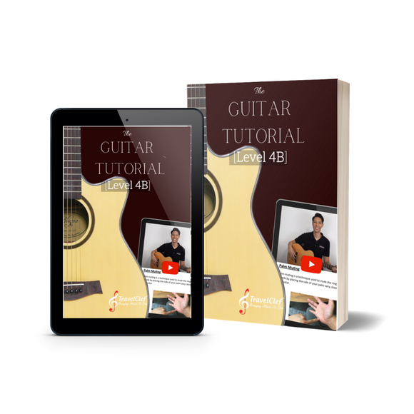 Guitar Tutorial 4B