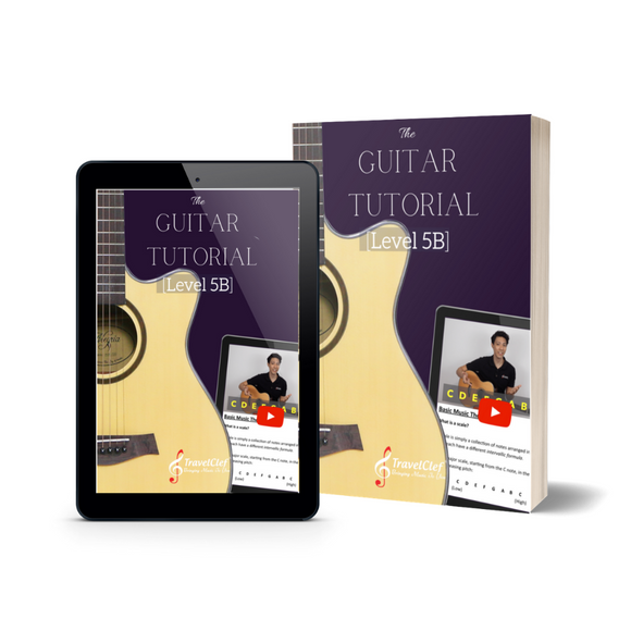 Guitar Tutorial 5B