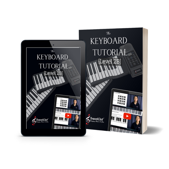 Keyboard Tutorial 2B