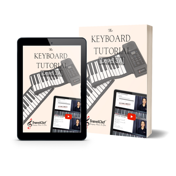 Keyboard Tutorial 3A