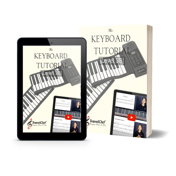 Keyboard Tutorial 3B