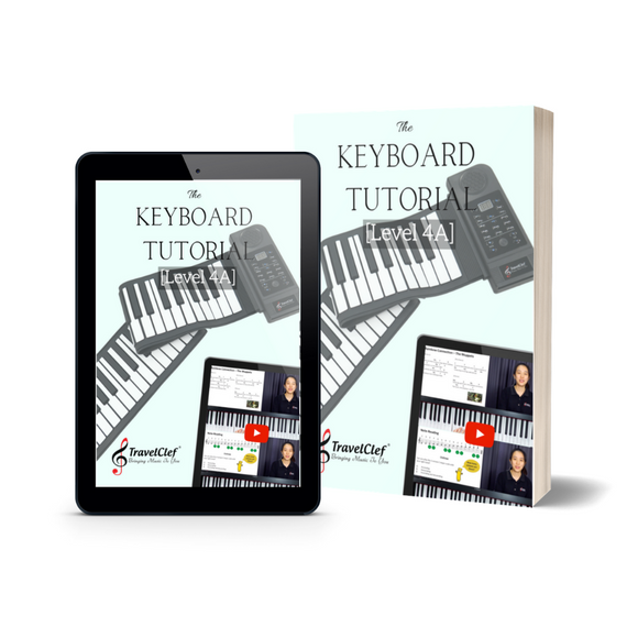 Keyboard Tutorial 4A