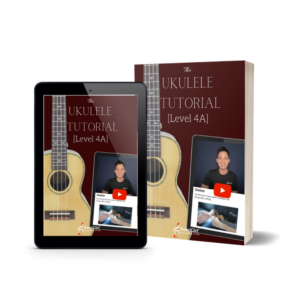 Ukulele Tutorial 4A