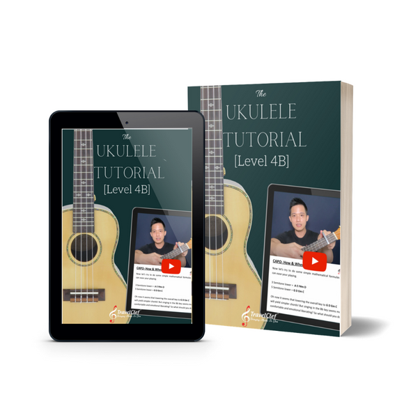 Ukulele Tutorial 4B