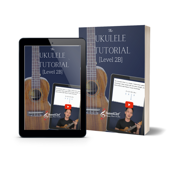 Ukulele Tutorial 2B