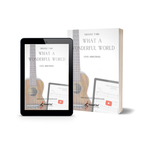Ukulele Tabs - What A Wonderful World