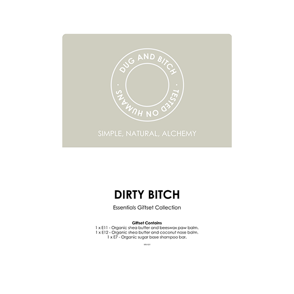 GS1 - Dirty Bitch Essentials Giftset
