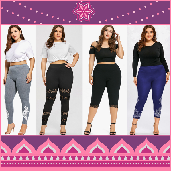 Women's Fashion Designer Jeans, Pants, and Leggings (Plus Size)
