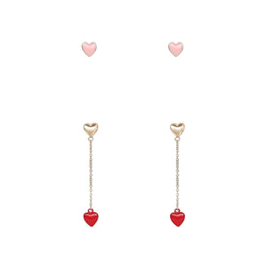 HeartMaker Earring Set