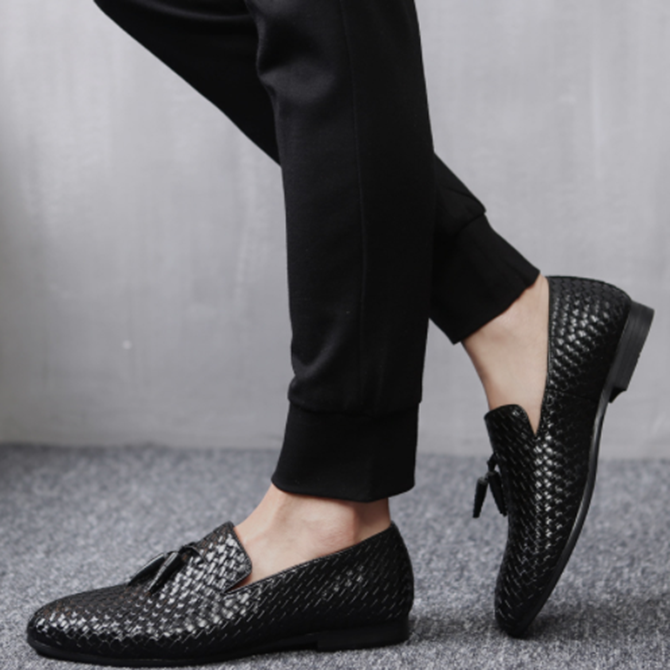 Edward Tassel Loafers