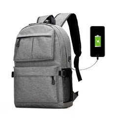 Urban Oxford USB Backpack