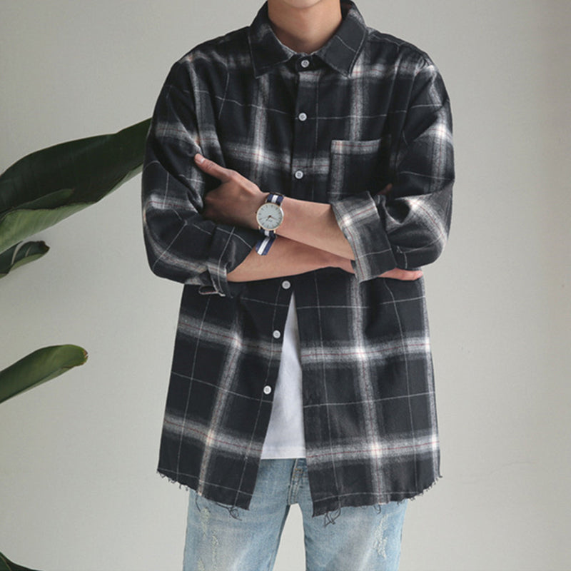 Brant Plaid Shirt
