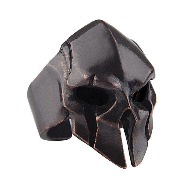 Warrior Mask Ring