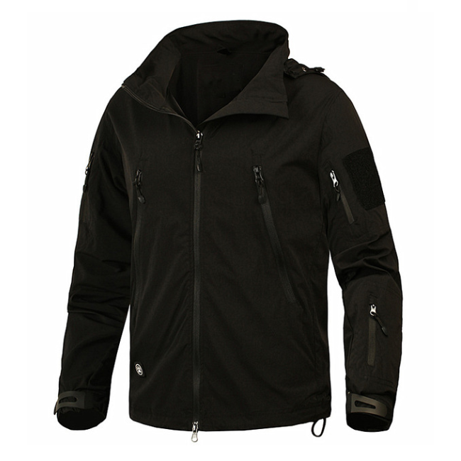 Jenson Windbreaker Jacket