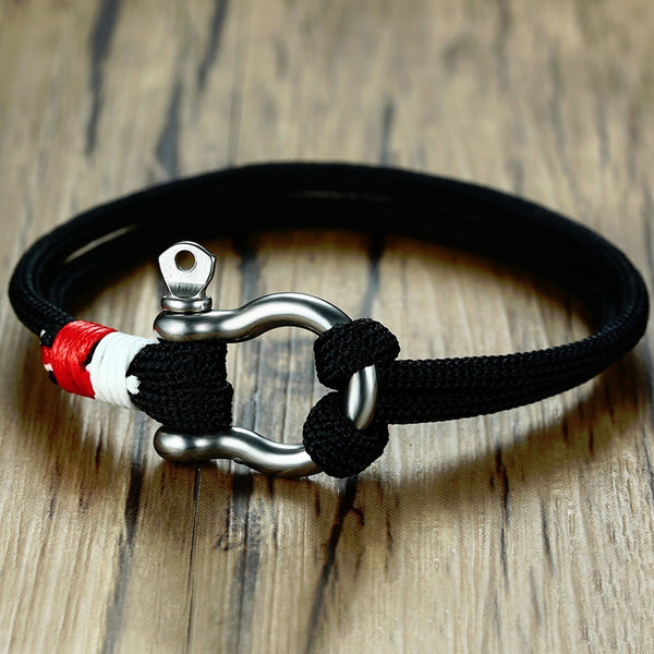 Screw Nautical Bracelet