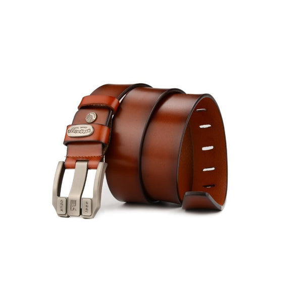 Nelson Leather Belt