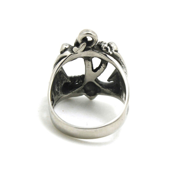 Anchor Ship Ring