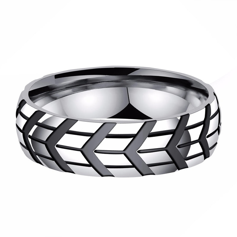 Tire Stamp Ring