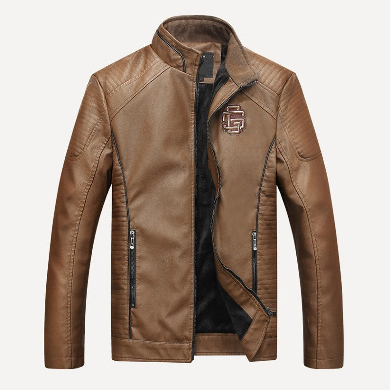 Rory Leather Jacket