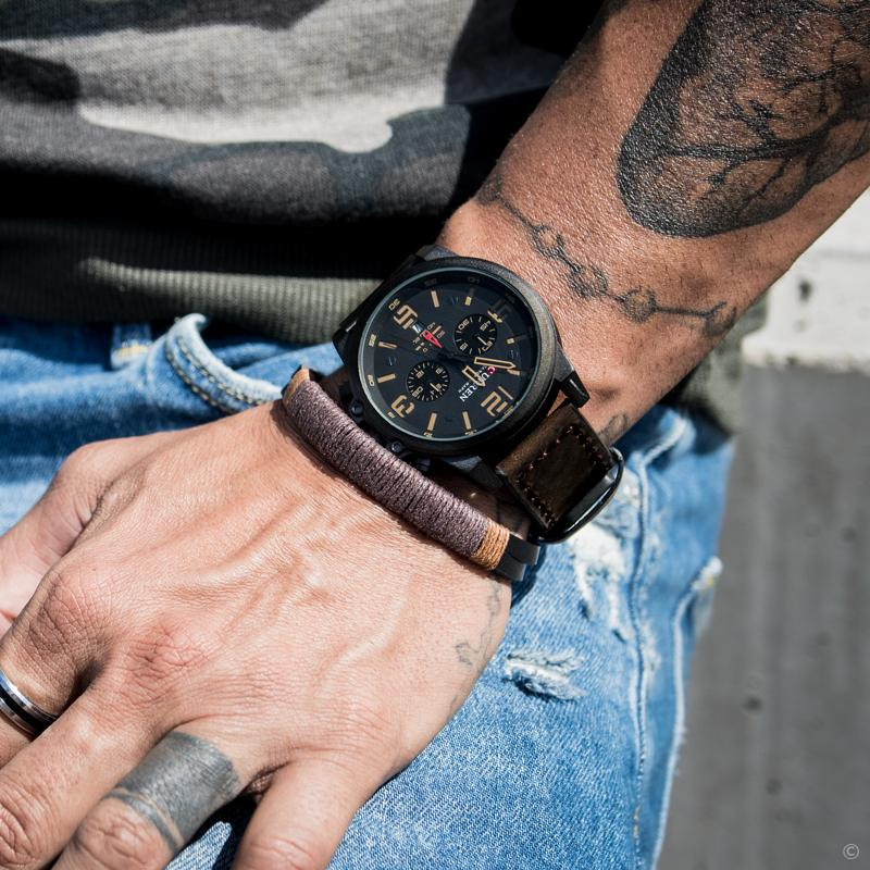 Classici Military Watch