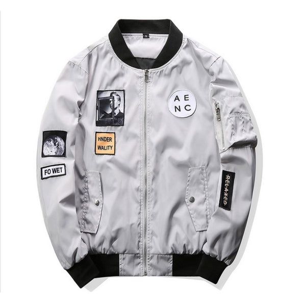 Bellamy Bomber Jacket