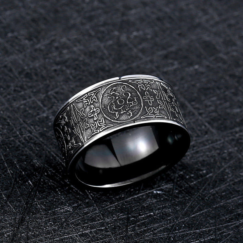 Mythical Dragon Ring